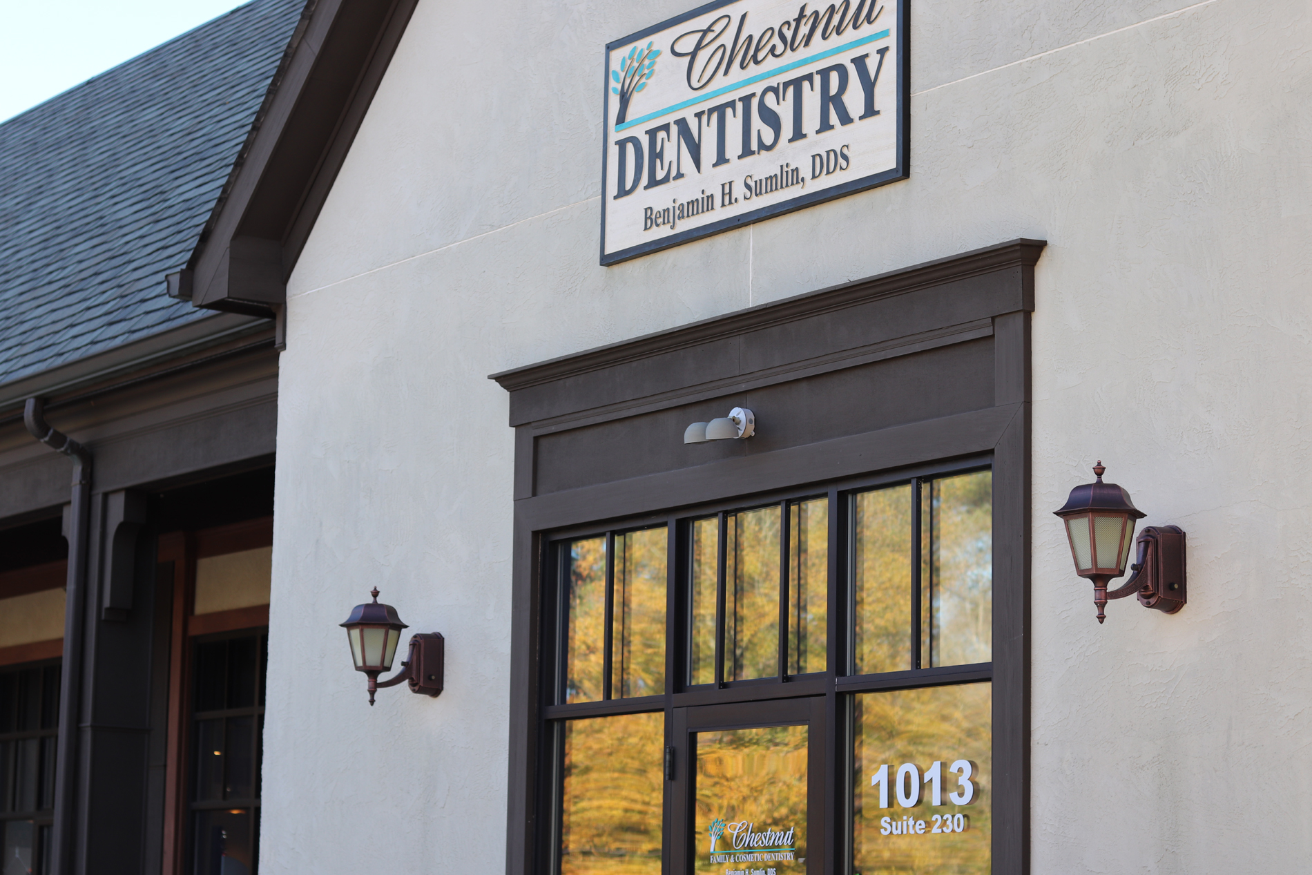 Chestnut Dentistry Office
